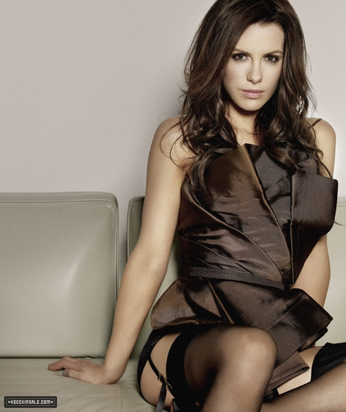 Kate Beckinsale Stockings