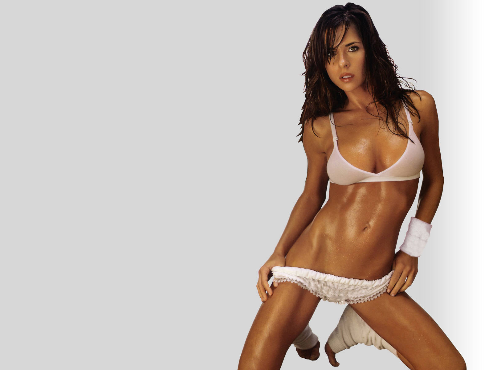 Kelly Monaco Sexy and Wet